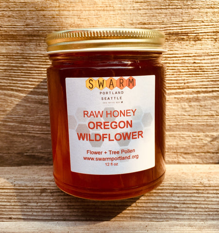 Pacific Northwest Honey Collection – Swarm Portland