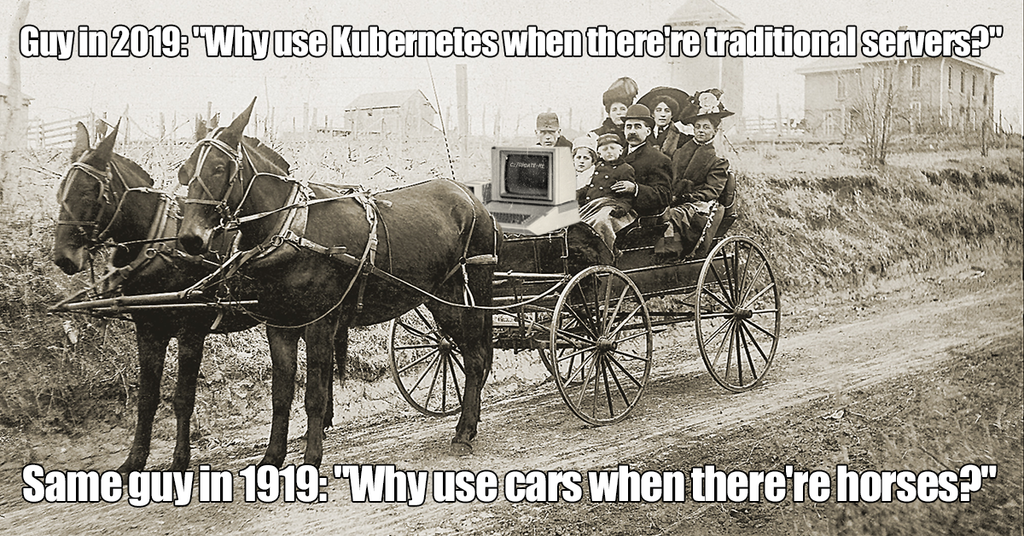 Why should I use Kubernetes?