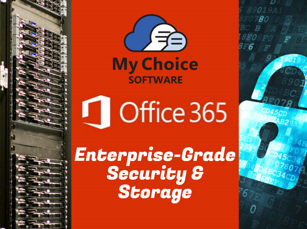 Office 365 Offers Enterprise-Grade Security and Storage