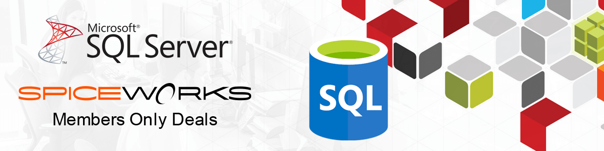SpiceWorks Specials - SQL Server CAL Open License - Device or User