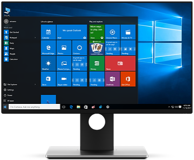 Free windows 10 Professional download