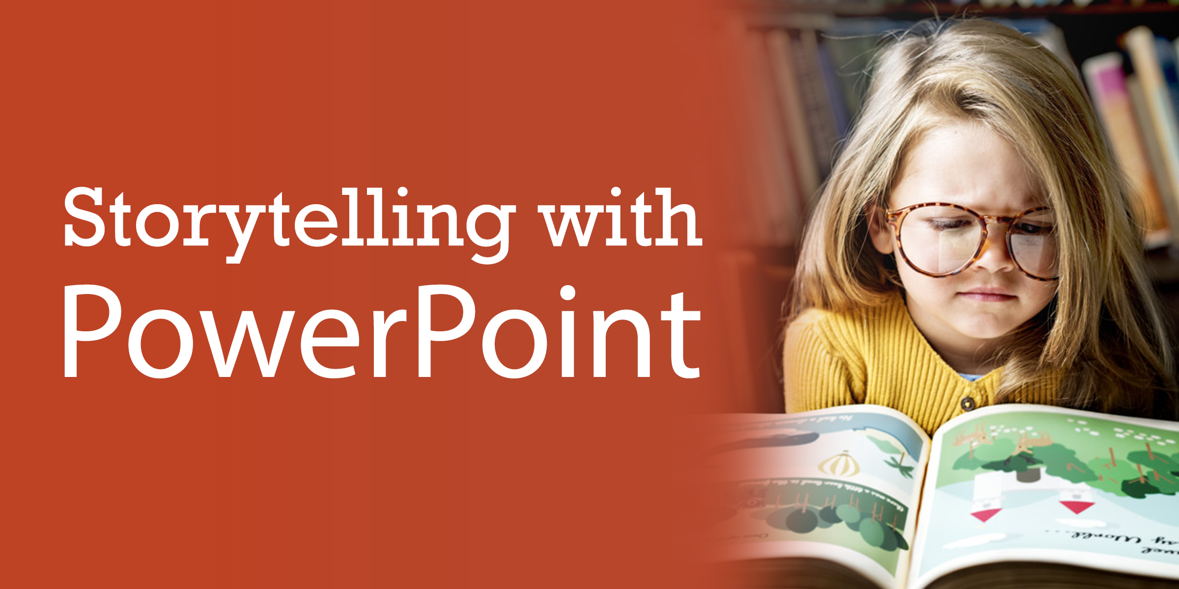 Story Telling with PowerPoint