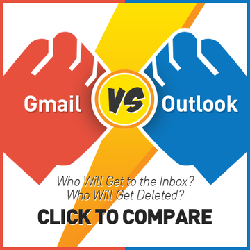Compare the Benefits and Features of Microsoft Outlook to Google Gmail