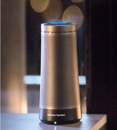 harman kardon invoke speaker with cortana by microsoft