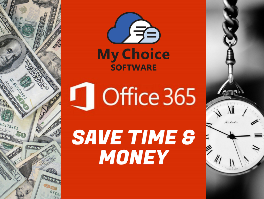 office 365 saves time and money through efficiency