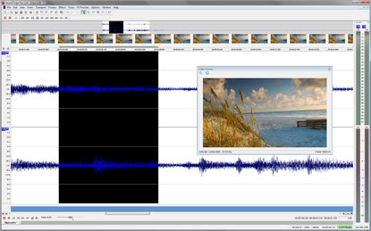 Audio-for-video