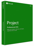 Microsoft Project Professional 2016 License - MyChoiceSoftware.com - 1