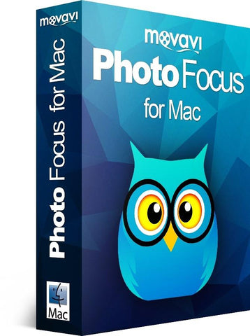 Movavi Photo Focus Mac Personal