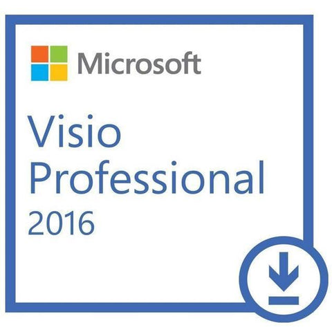 Microsoft Visio Professional 2016 Academic License