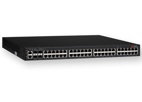 Brocade ICX 6450-48 L3 Managed Switch 48 Ports + 2 Gigabit Ports