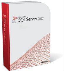 Microsoft SQL Server 2012 Standard Edition with 10 CALs - Open License - MyChoiceSoftware.com