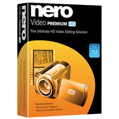 Nero Video Premium Hd RB