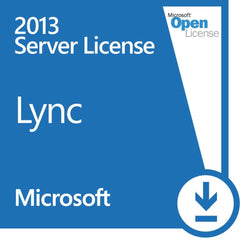 Microsoft Lync Server License - OLP