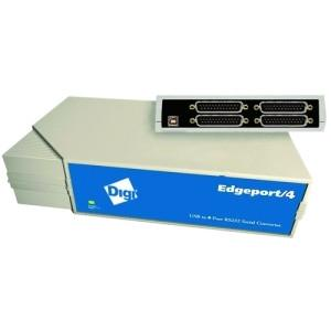 Digi International Edgeport  4 Port  Db-9 Usb Converter - MyChoiceSoftware.com