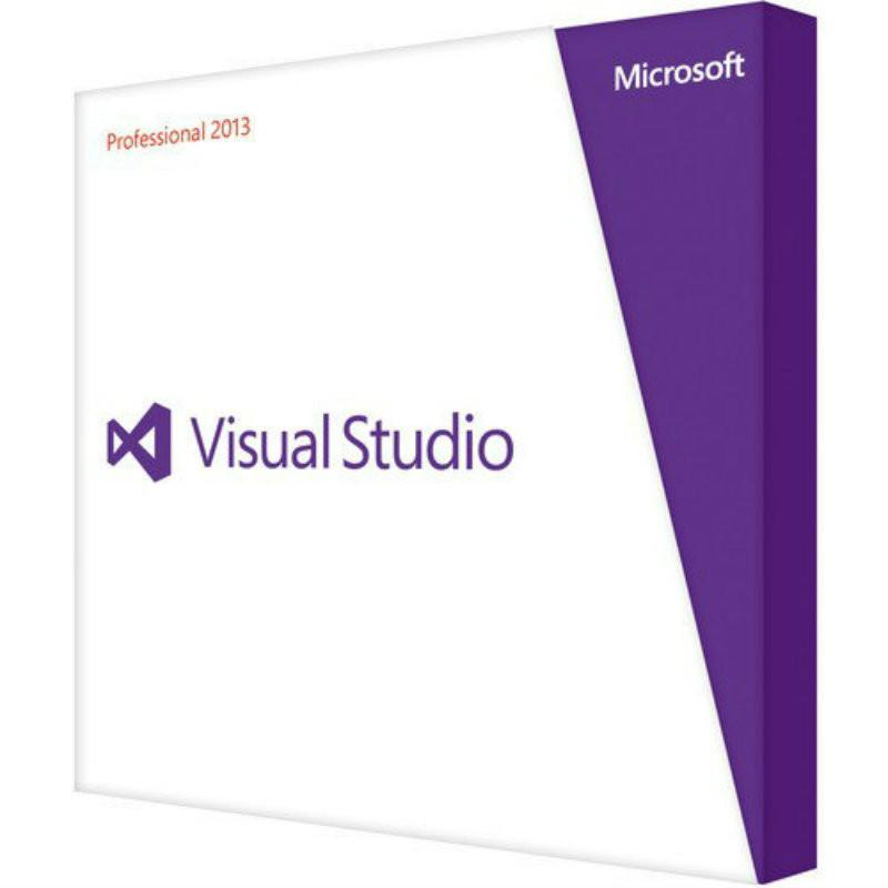 Image Result For Visual Display Garden Center: Microsoft Visual Studio Professional 2013 Upgrade Retail