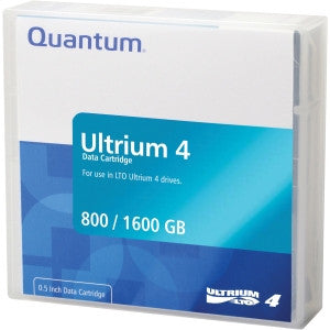 Quantum LTO Ultrium 4 800gb/1.6tb Tape Cartridge - MyChoiceSoftware.com
