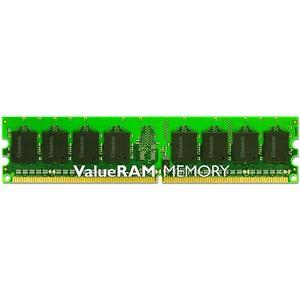 Kingston ValueRAM - DDR2 - 2 GB - DIMM 240-pin - 800 MHz / PC2-6400 - CL6 - 1.8 V - unbuffered - non-ECC - for AOpen XC Cube EU965, EZ965, Biostar A740G M2+, GF8200 M2+ - MyChoiceSoftware.com
