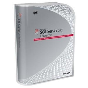 Microsoft SQL Server 2008 Enterprise - Academic License