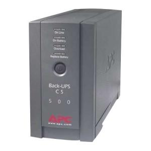 APC By Schneider Electric APC Back-ups Cs 500va Usb 120v Grey