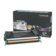 Lexmark Black Return Program Toner Cartridge C73x/X73x 8000page - MyChoiceSoftware.com