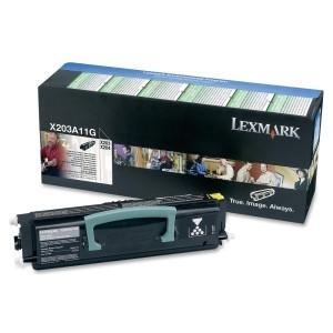 Lexmark X203, X204 Return Program Toner 2.5k black - MyChoiceSoftware.com