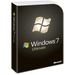 Microsoft Windows 7 Ultimate w/SP1 - 1 PC - MyChoiceSoftware.com