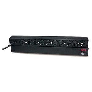 APC By Schneider Electric Rack Pdu, Basic, 1u, 15a, 120v