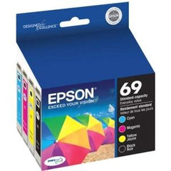 Epson Epson Combo Ink Cartridges - MyChoiceSoftware.com