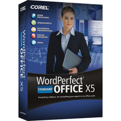 Corel Wordperfect Standard Office X5 - MyChoiceSoftware.com