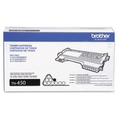 Brother International Corporation TN450 High Yield Toner Cartridge 2600pg - MyChoiceSoftware.com