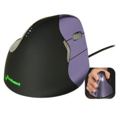 Evoluent USB Wired Small VerticalMouse 4 - MyChoiceSoftware.com