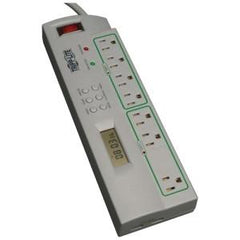 Tripp Lite Timer-Controlled ECO Home/Business Theater Surge Suppressor - Surge suppressor - 15 A - AC 120 V - 1.875 kW - 7 output connector(s) - MyChoiceSoftware.com