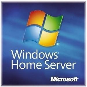 Microsoft Windows Home Server 2011 64 bit DSP pack - with 10 Clients.