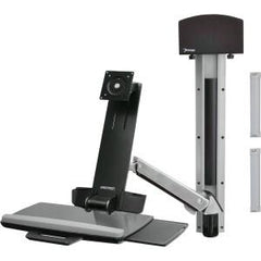 Ergotron Styleview Sit-stand Combo Arm - MyChoiceSoftware.com