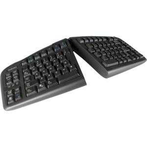 Goldtouch New V2  Adjustable Black Keyboard - MyChoiceSoftware.com