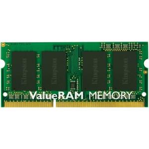 Kingston ValueRAM - DDR3 - 8 GB - SO DIMM 204-pin - 1600 MHz / PC3-12800 - CL11 - 1.5 V - unbuffered - non-ECC - MyChoiceSoftware.com