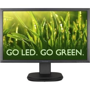 Viewsonic 24 (23.6 Vis) Wide Led Backlit Monitor - MyChoiceSoftware.com