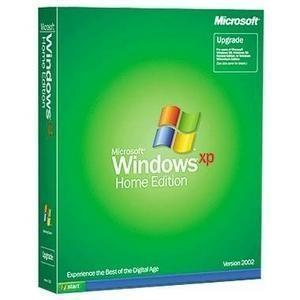 Microsoft Windows XP Home Edition DSP Disk - MyChoiceSoftware.com