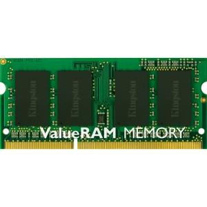 Kingston ValueRAM - DDR3 - 4 GB - SO DIMM 204-pin - 1600 MHz / PC3-12800 - CL11 - 1.5 V - unbuffered - non-ECC - MyChoiceSoftware.com