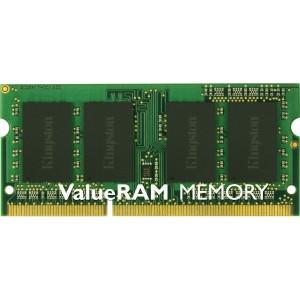 Kingston ValueRAM - DDR3 - 4 GB - SO DIMM 204-pin - 1333 MHz / PC3-10600 - CL9 - 1.5 V - unbuffered - non-ECC - MyChoiceSoftware.com