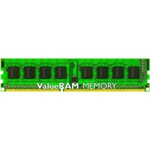 Kingston ValueRAM - DDR3 - 8 GB - DIMM 240-pin - 1600 MHz / PC3-12800 - CL11 - 1.5 V - unbuffered - ECC - MyChoiceSoftware.com