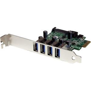 Startech.com 4 Port Pci Express PCIe USB 3.0 Card - MyChoiceSoftware.com
