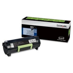 Lexmark 501 Return Program Toner Cartridge Black MSxx 1500page black - MyChoiceSoftware.com