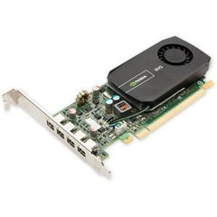 PNY NVIDIA Quadro NVS 510 2GB GDDR3 4-Mini DisplayPort Low Profile PCI-Express Video Card VCNVS510DVI-PB - MyChoiceSoftware.com