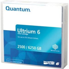 Quantum LTO Ultrium 6 Data Cartridge  2.5/6.25 Tb - MyChoiceSoftware.com
