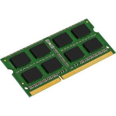 Kingston - DDR3 - 4 GB - SO DIMM 204-pin - 1333 MHz / PC3-10600 - unbuffered - non-ECC - for HP EliteBook 25XX, 2760, Envy 14, 17, Envy Sleekbook 4, 6, Pavilion dm4, DV6, DV7, G7, m6 - MyChoiceSoftware.com