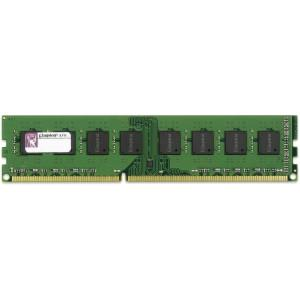 Kingston ValueRAM - DDR3 - 4 GB - DIMM 240-pin - 1600 MHz / PC3-12800 - CL11 - 1.5 V - unbuffered - non-ECC - MyChoiceSoftware.com