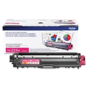 Brother International Corporation High Yield Magenta Toner 2200pg - MyChoiceSoftware.com