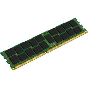 Kingston ValueRAM - DDR3 - 4 GB - DIMM 240-pin - 1600 MHz / PC3-12800 - CL11 - 1.5 V - registered - ECC - MyChoiceSoftware.com