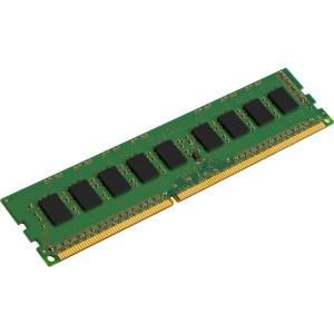 Kingston ValueRAM - DDR3 - 4 GB - DIMM 240-pin - 1600 MHz / PC3-12800 - CL11 - 1.5 V - unbuffered - ECC - MyChoiceSoftware.com